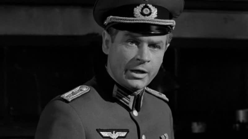 Ставка больше чем жизнь 1968 Польша 9 серия Гениальный план полковника Крафта