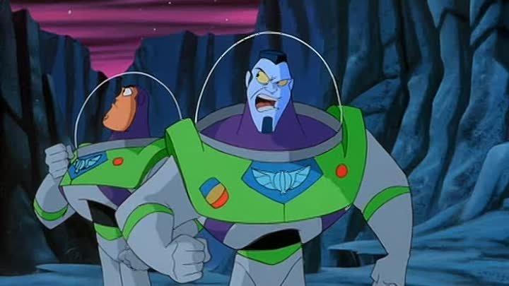 Базз Лайтер из звездной команды Приключения начинаются Buzz Lightyear of Star Command The Adventure Begins 2000 6