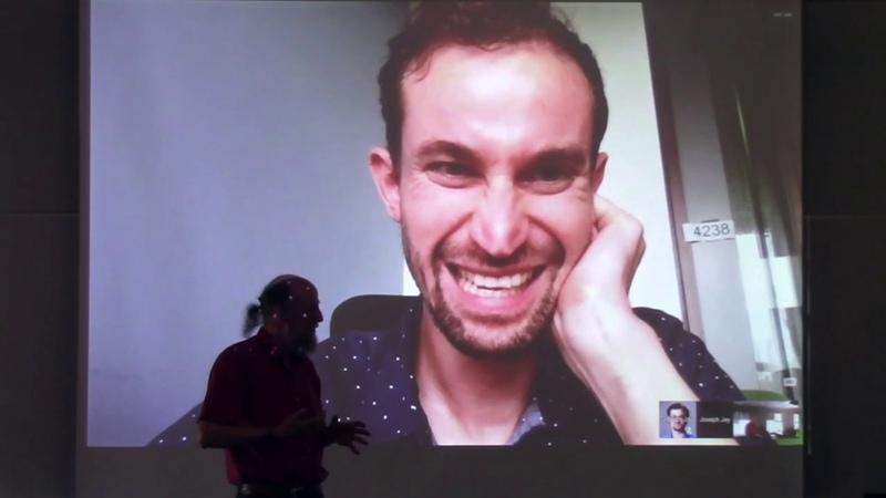 The Tea Time Talks Joseph Jay Williams, Active Learning Human Computation (July 22)