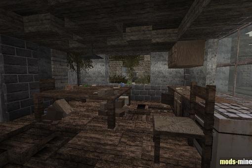 текстур паки зомби апокалипсис для майнкрафт 1.7.2 #11