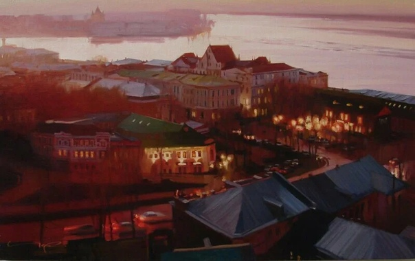 Алексей Чернигин родился в 1975 году в Нижнем Новгороде в семье известного российского художника Александра Чернигина Обучался живописи и графическому дизайну в Нижегородском художественном