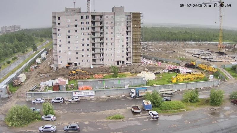 ЖК «Олимп» Северодвинск