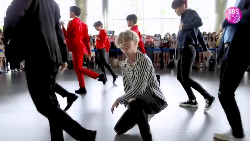 Multis (Astro, SF9, The Boyz) love shot — EXO cover