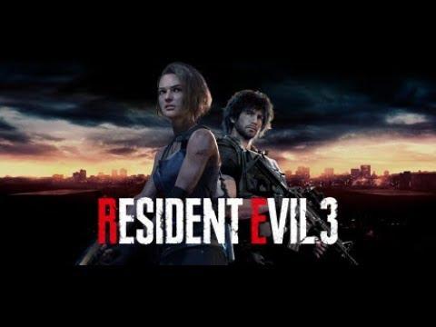 Финал Resident Evil 3 Часть 6 Победа
