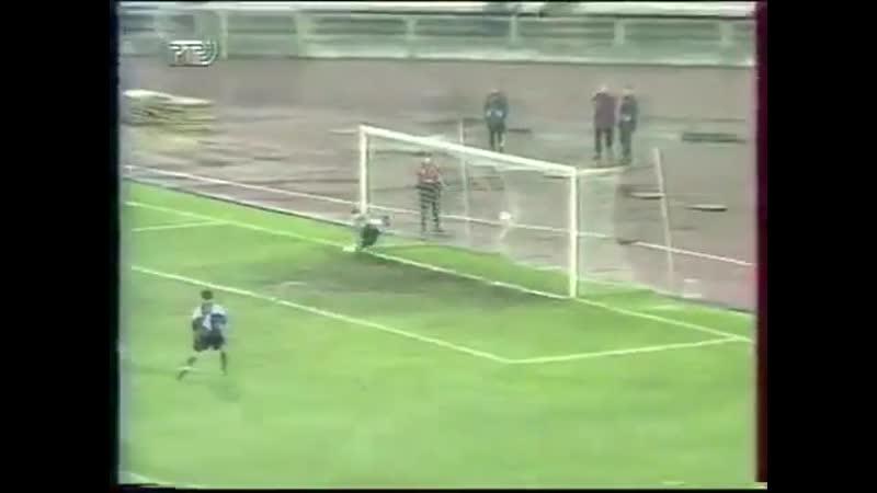 Текстильщик (Камышин) vs Бекешчаба -13.09.1994
