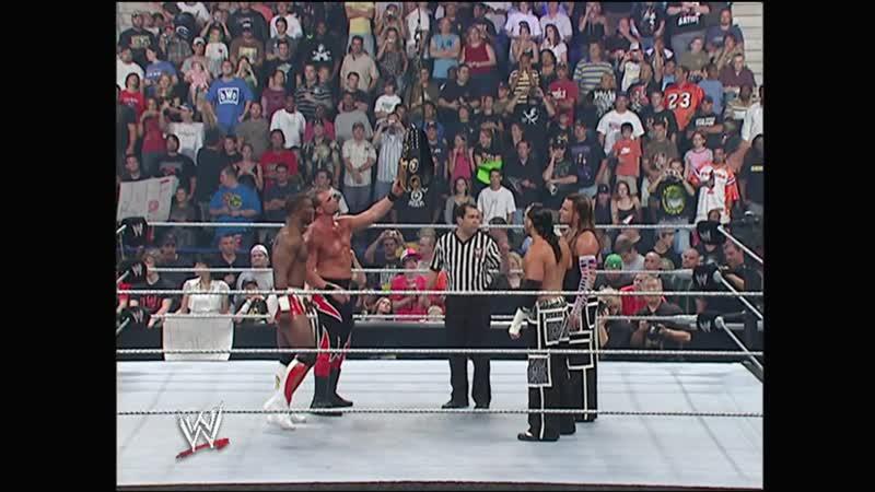 WM Братья Харди против Шелтона Бенджамина и Чарли Хааса One Night Stand 2007