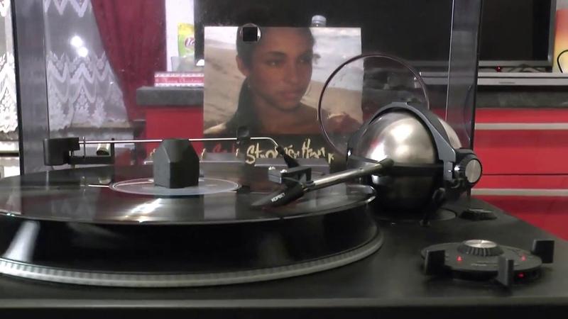 Vinyl HQ SADE PARADISE 1979 SOVIET RUSSIAN KORVET 038s Klingon turntable GZM128 cartridge CCCP