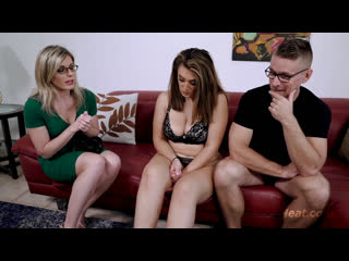 [TabooHeat / Clips4Sale] Cory Chase, Britt James — Photos With Daddy [cum swallow, big natural tits, blowjob facial missionary]