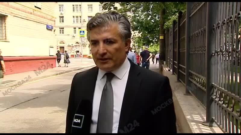 Адвокат Ефремов невиновен