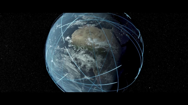 Every Square Meter Every Hour ICEYE SAR Satellite Constellation