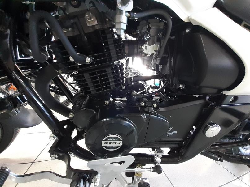 Обзор Мотоцикла BAJAJ Avenger 220 Street, изображение №12