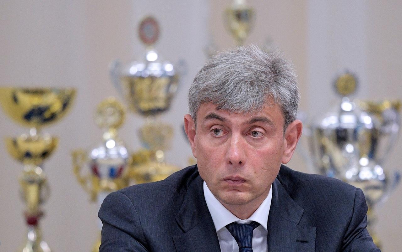 Сергей Галицкий. Владелец ФК Краснодар
