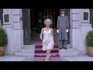Пародия на рекламу парфюма Jadore Dior с Шарлиз Терон в главнои роли