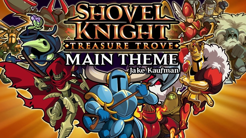 VOEZ Special Update(SHOVEL KNIGHT MAIN THEME)
