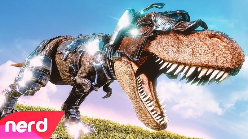 ARK Survival Evolved Evolve NerdOut REMASTERED 2020
