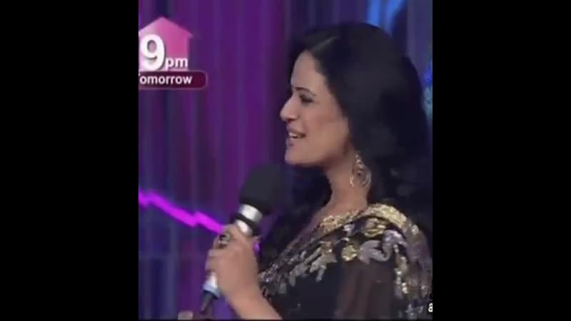 Мадхури Дикшит и Сушант Сингх Раджпут, на шоу Jhalak Dikkhla Jaa, январь 2011 г.