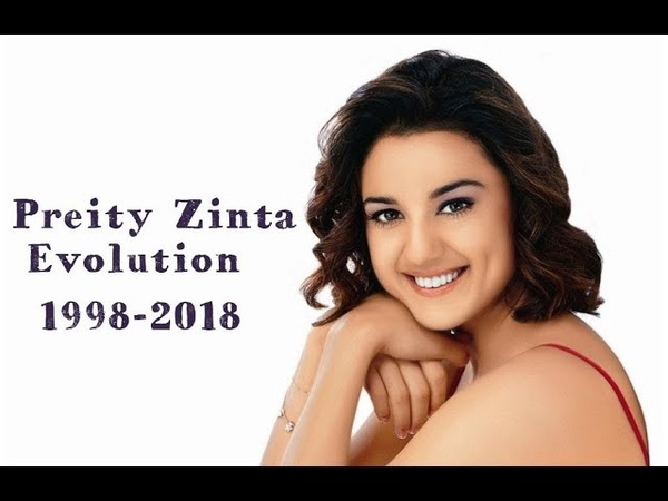 Preity Zinta Movie Evolutoin (1998-2018)