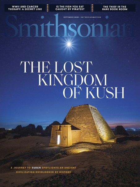 Smithsonian Magazine - 10.2020