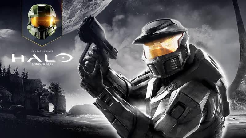 Halo MCC Прохождение Combat Evolved 1
