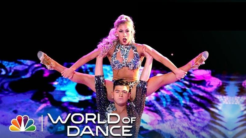 Karen y Ricardo WOD 2018 All Performances Incredible Salsa Cabaret Couple World Champion Dancers