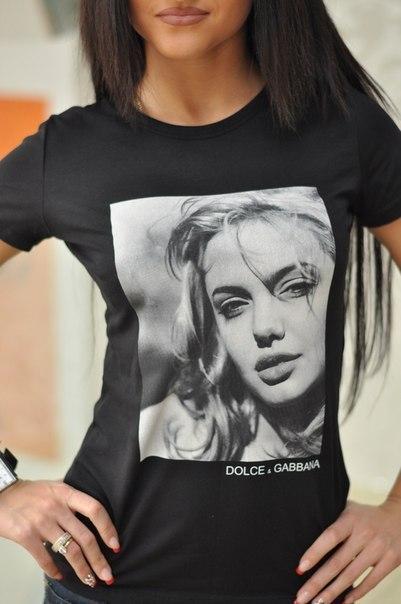 делают ли фотографии на черных футболках ваших