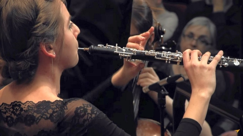 Ennio Morricone Gabriel's Oboe from The Mission Maja Łagowska oboe conducted by Andrzej kucybała