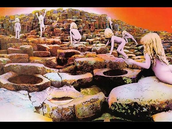 L̲ed Z̲eppelin H̲ouses of the H̲oly Album 1973