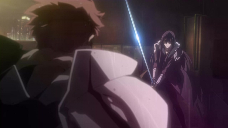 Trailer Anime Aura Maryuuinkouga Saigo no Tatakai 720