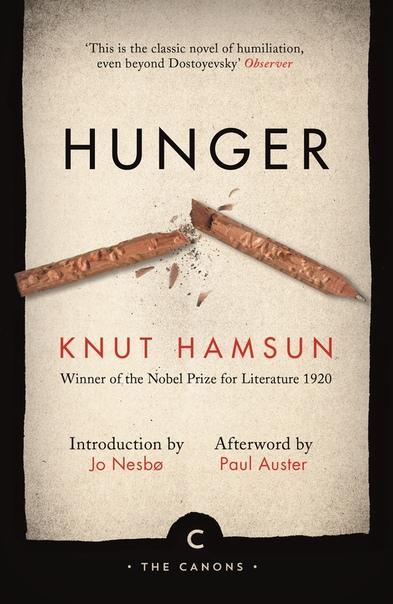 Knut Hamsun. Hunger