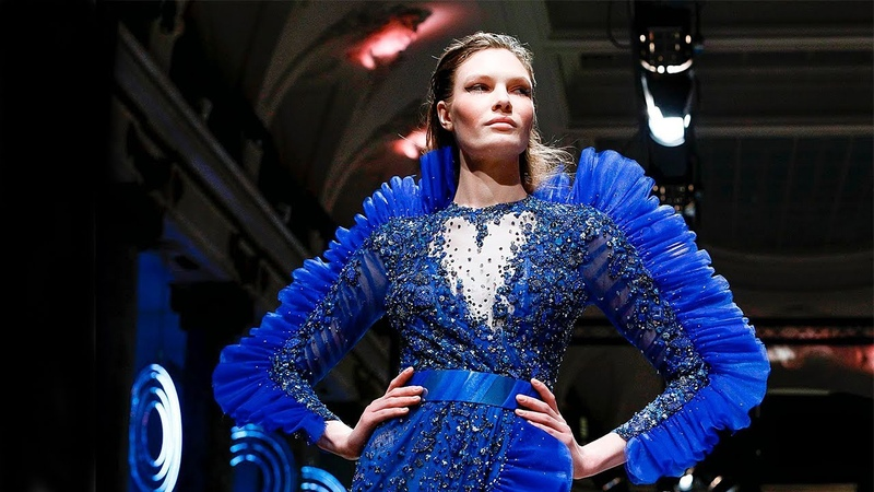 Ziad Nakad Haute Couture Spring Summer 2019 Full Show