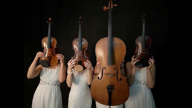 Bohemia String Quartet Carlos Gardel Por Una Cabeza танго из к ф Запах женщины
