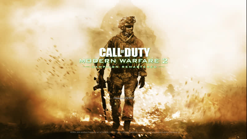 Call of Duty MW 2 Remastered
