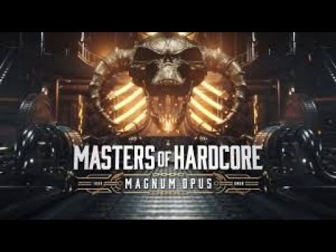 Masters of Hardcore 2020 Magnum Opus WarmUp mix Phase II by SoundWave