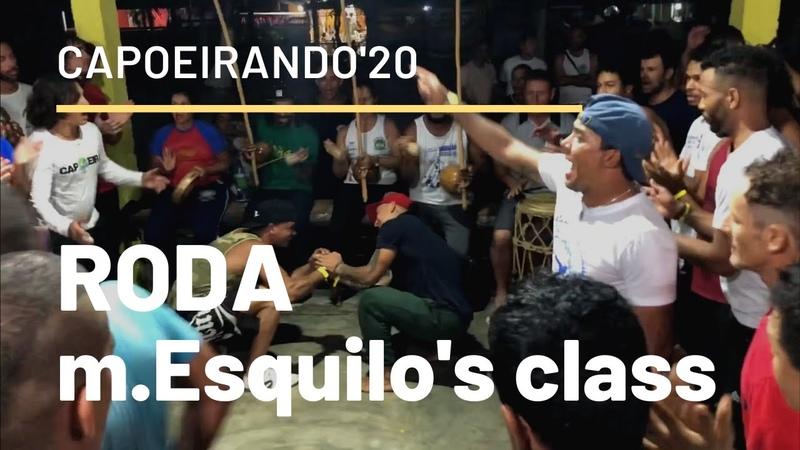 Roda class capoeira roda capoeirando joga