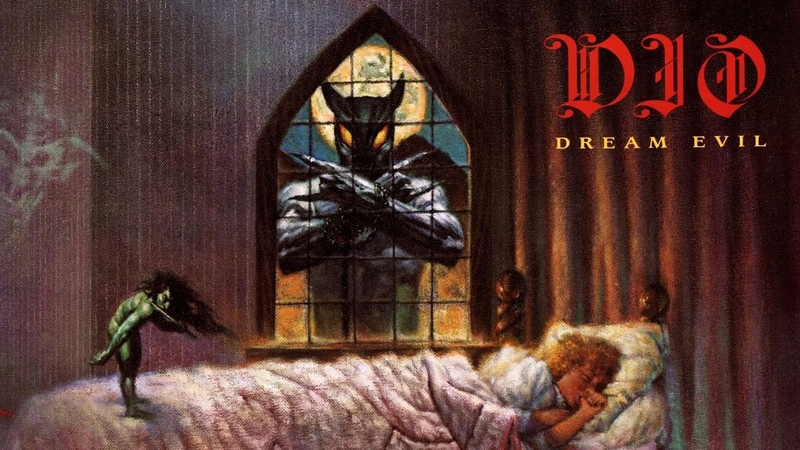 Di̲o̲ Dream Evi̲l̲ Full Album 1987