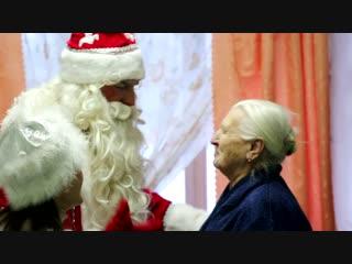 Дед Мороз и Снегурочка подарили праздник подопечным дома-интерната в Лодейном Поле