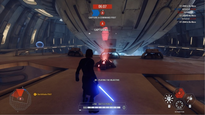 WIP Separatist Dreadnought CO OP Star Wars Battlefront 2