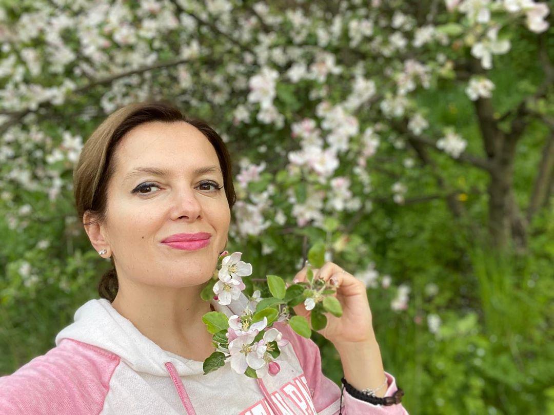 46-летняя Мария Порошина похвасталась фигурой после похудения