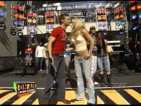 Britney Spears - Toxic (On Air With Ryan Seacrest 2004)