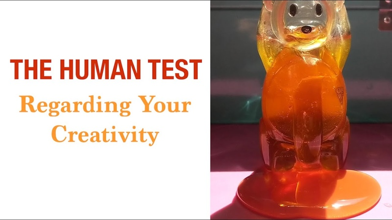 Human Test Regarding Your Creativity