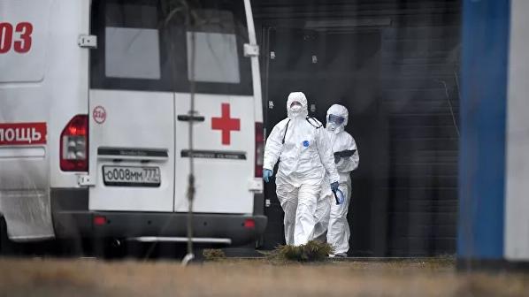 В России за сутки зафиксировали шесть новых случаев коронавируса