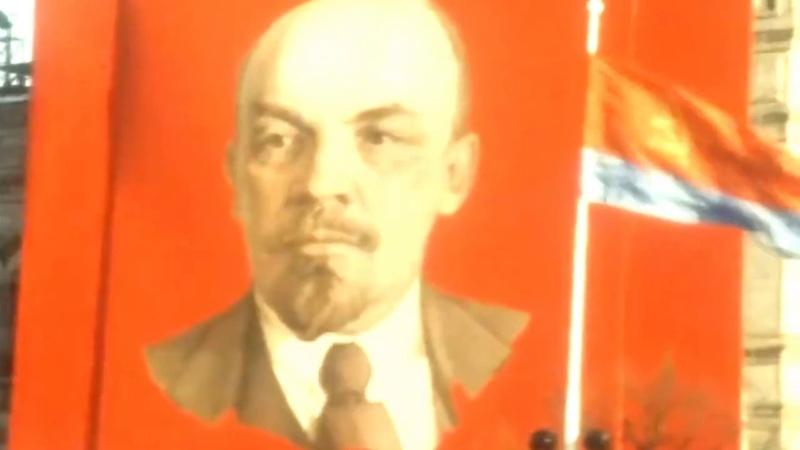 Soviet October Revolution Parade 7 Ноября 1982