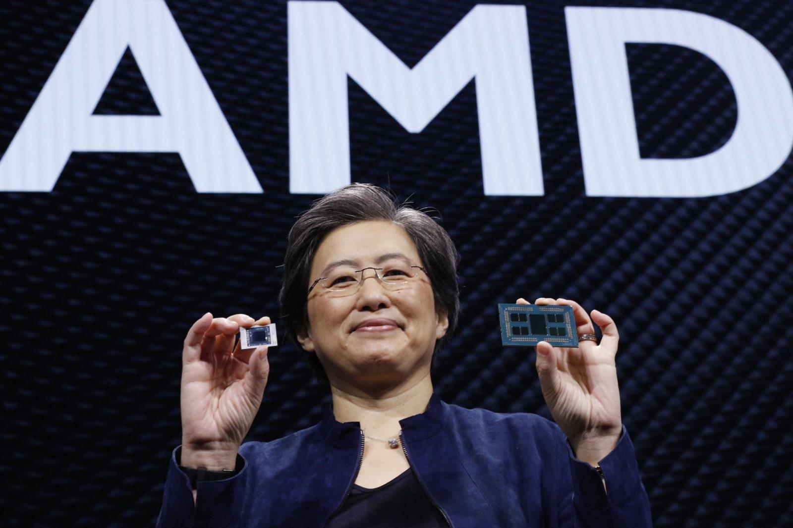 AMD обманывает
