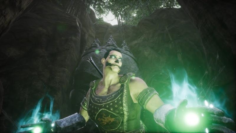 CONAN EXILES ГАЙД на изучение Магии земли Мод The Age of Calamitous