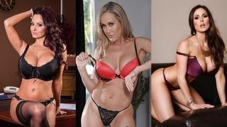 Top 10 Hottest M Mature Pornstars julia ann