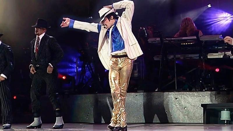 Michael Jackson Smooth Criminal Live HIStory Tour Munich 1997 HD