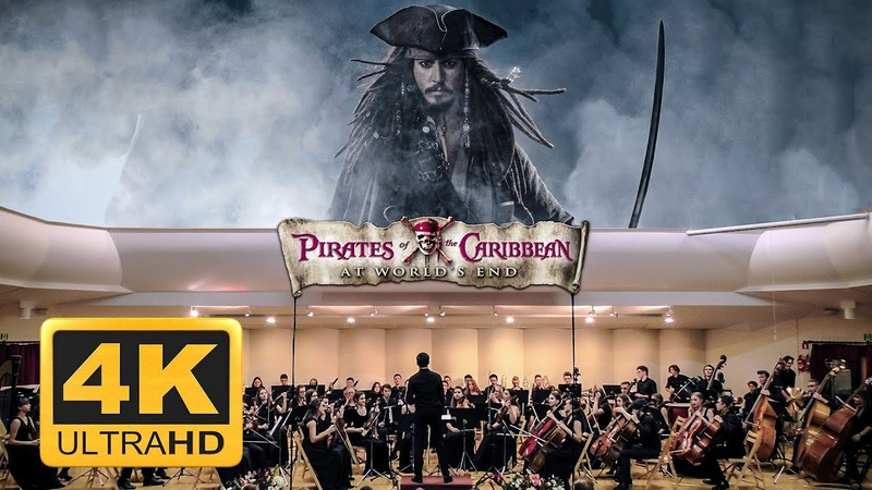 Pirates Of The Caribbean At Worlds End パイレーツ・オブ・カリビアン conducted by Maciej Tomasiewicz