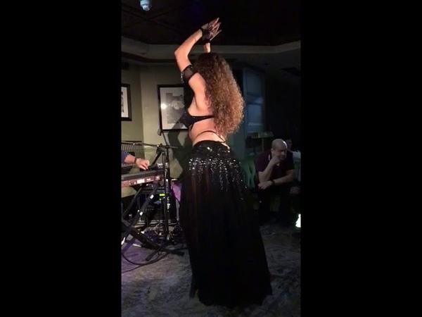 Francesca belly dancer - Arabian night @ The Hippodrome Casino, London