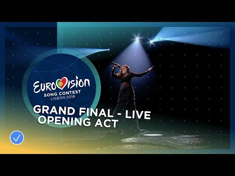 Opening Act - Ana Moura Mariza - LIVE - Grand Final - WorldFest 7