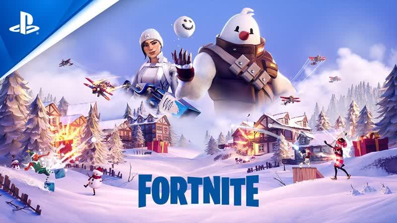 Fortnite - Operation Snowdown (Winter Event)   PS5, PS4